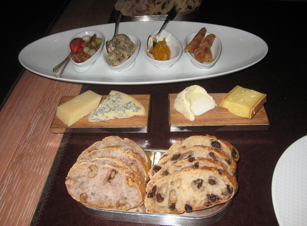 Per Se NYC Restaurant Review-Cheese Course