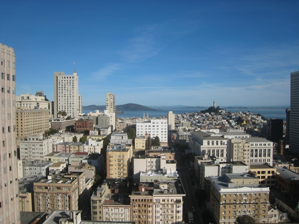 Grand Hyatt San Francisco Hotel Review