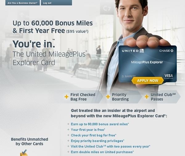 Best United MileagePlus Miles Bonus Offers Now