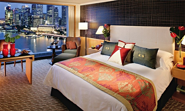 Best Luxury Hotels in Singapore-Mandarin Oriental Singapore