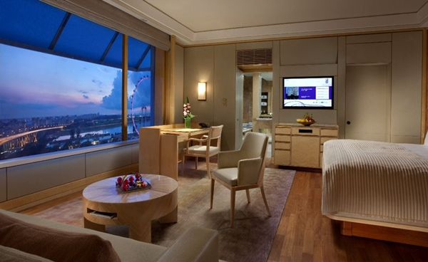 Best luxury hotels in singapore for Top luxury hotels