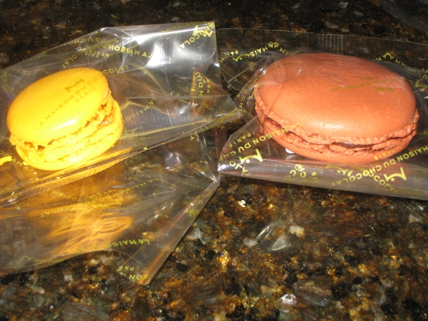 Best Macarons in New York NYC-Maison du Chocolat