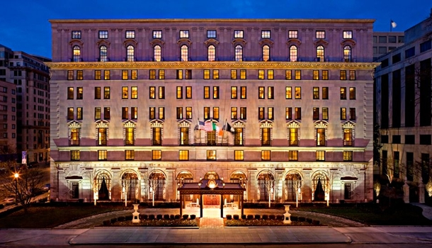 St. Regis Washington DC: 3rd Night Free + Luxury Privileges Benefits
