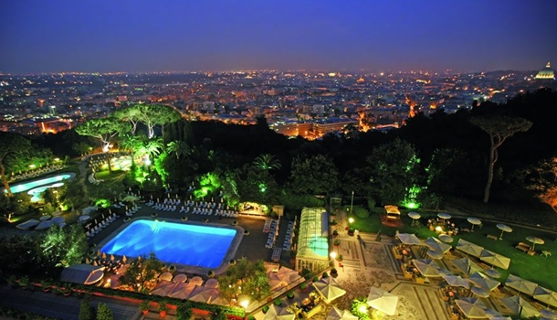 Best Luxury Hotels in Rome