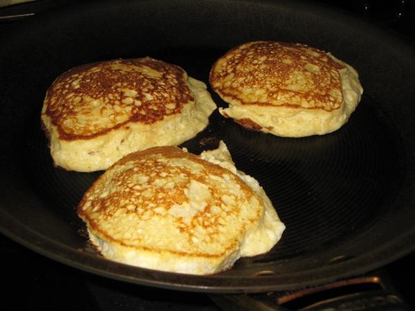 Chase Freedom Rewards 5x Grocery Bonus Sunday Brunch: Ricotta Pancakes
