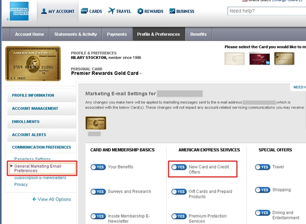 How to Get Targeted for 100,000 Credit Card Bonus Offers