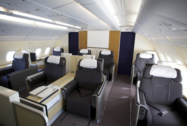 Tips for booking award flights to paris for Interieur airbus a340 600