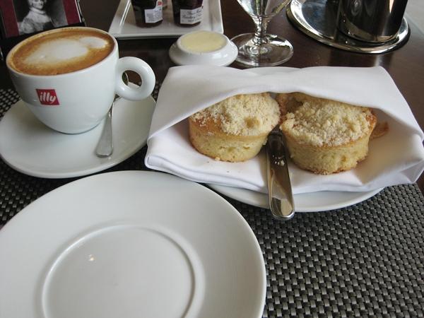 "Four Seasons Washington DC Seasons ""Power Breakfast"" Review"