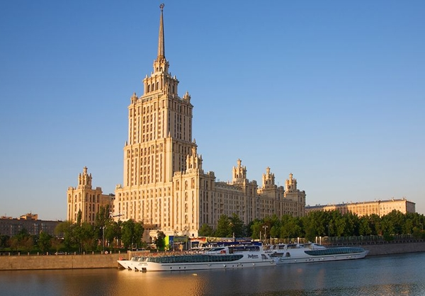Best Moscow Luxury Hotels