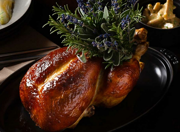 Daniel Humm's The NoMad NYC Review