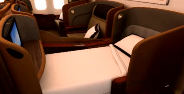 Top 5 Ways to Get First Class Award Tickets to Europe
