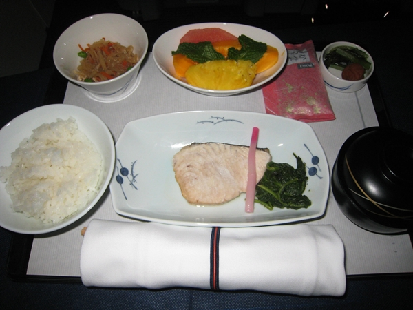 ANA All Nippon Airways Business Class Review