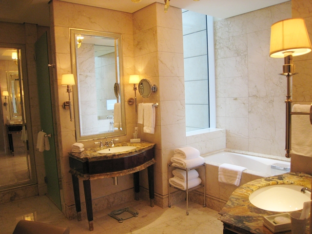 St. Regis Singapore hotel review
