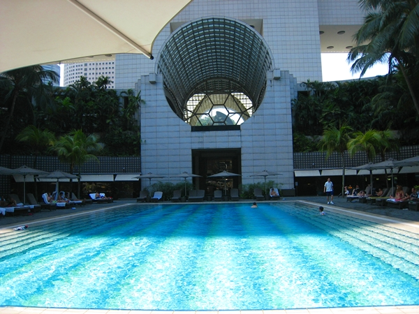 Ritz-Carlton Millenia Singapore hotel Review