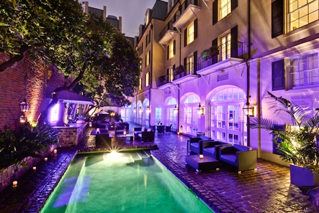 Best new orleans hotels for Le jardin mazarin