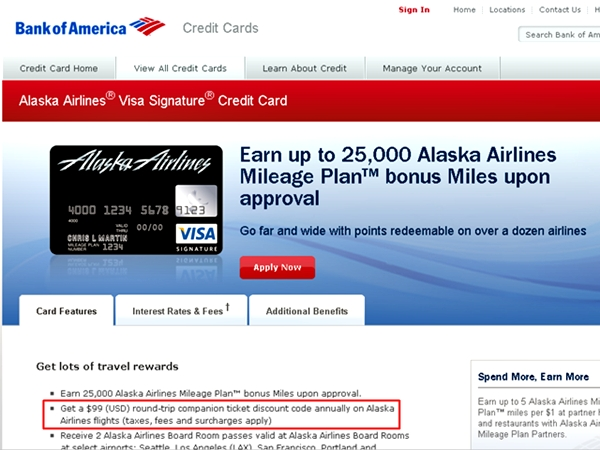 Alaska Visa Companion Ticket: No First Class from August 1, Time to Apply?