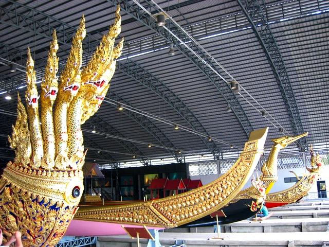Royal Barge Museum, Bangkok Thailand