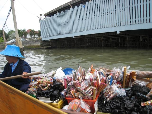 Bangkok Canals Tour