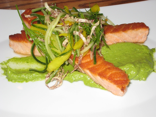 Park Avenue Summer NYC Restaurant Review