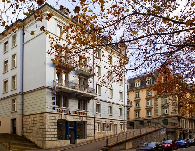 Hotel Bristol: Zurich Budget Hotel Review