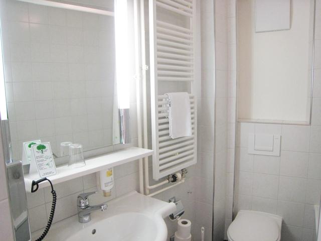 Hotel Bristol Review: Zurich Budget Hotel