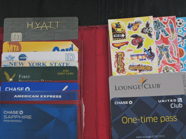 What's in My Wallet: TravelSort International Travel