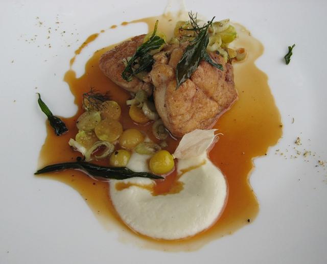 Riverpark NYC Restaurant Week Review - Grilled Berkshire Pork Chop