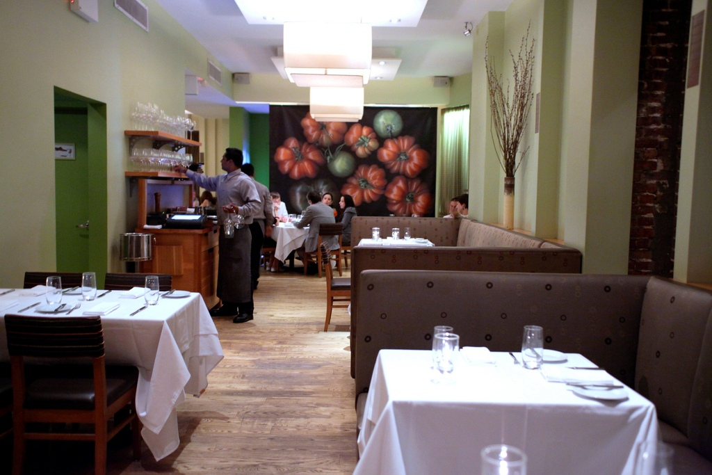 Telepan in NYC offers an elegant weekend brunch