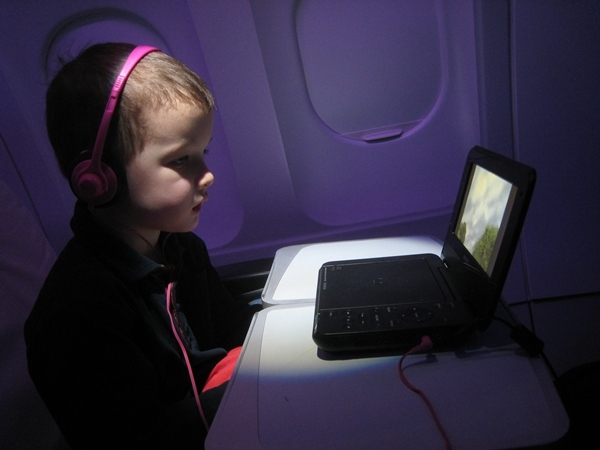 Top 10 Reasons to Fly First Class with Kids