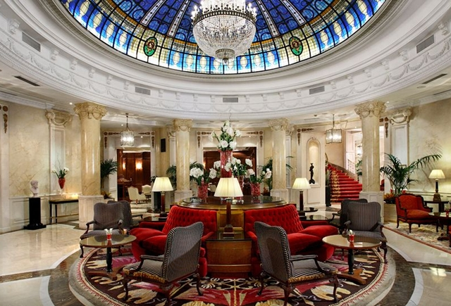 Best madrid luxury hotels Best hotels in central madrid