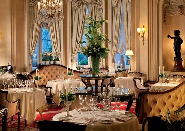 Best Madrid Luxury Hotels - Ritz Madrid