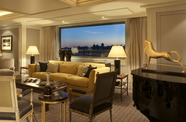 Best madrid luxury hotels - Hotel villamagna en madrid ...