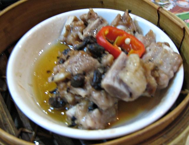 Tim Ho Wan Dim Sum Review - Pork Spare Ribs