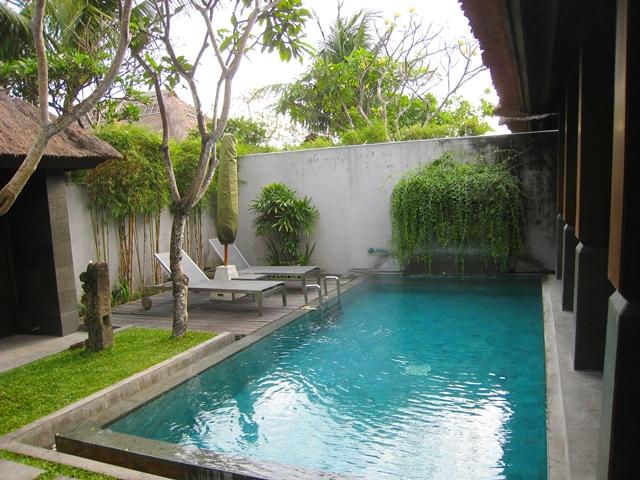 The Kayana Bali Hotel Review - Pool Villa