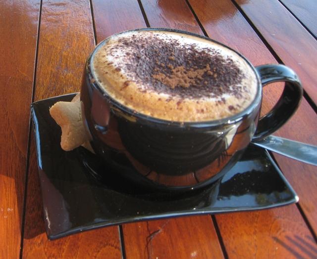 Batu Karang Review - Cappuccino