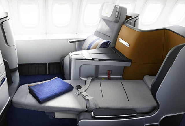 Lufthansa's New Business Class Rollout and Routes