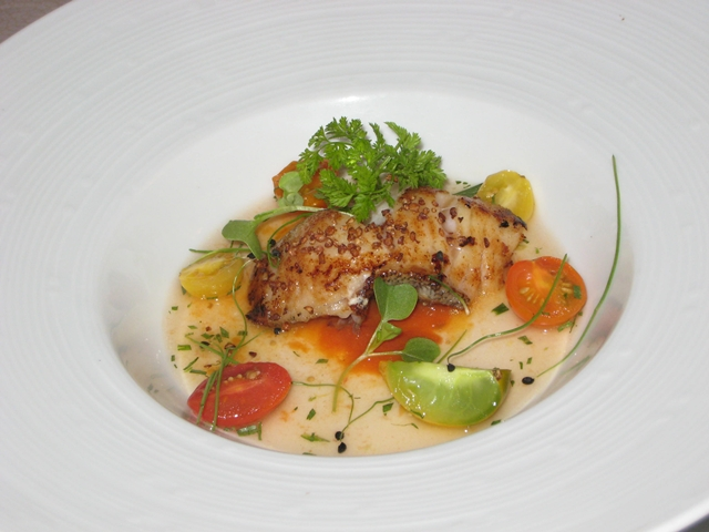Bouley NYC Restaurant Review, Black Cod