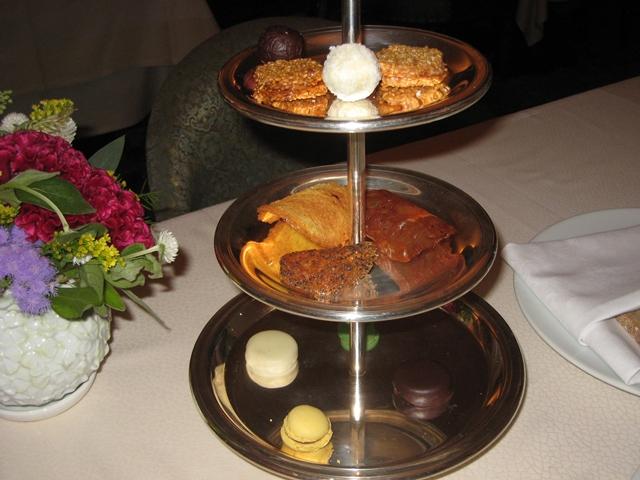 Bouley NYC Restaurant Review - Mignardises