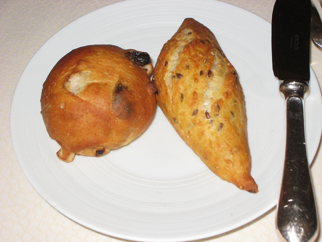 Bouley NYC Restaurant Review - Bread