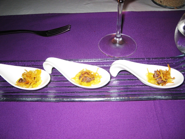 Indiana Kenanga Restaurant Review - Amuse Bouche