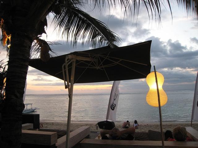 Indiana Kenanga Restaurant Review - Sunset