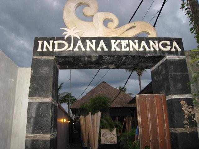 Indiana Kenanga Restaurant Review-Entrance