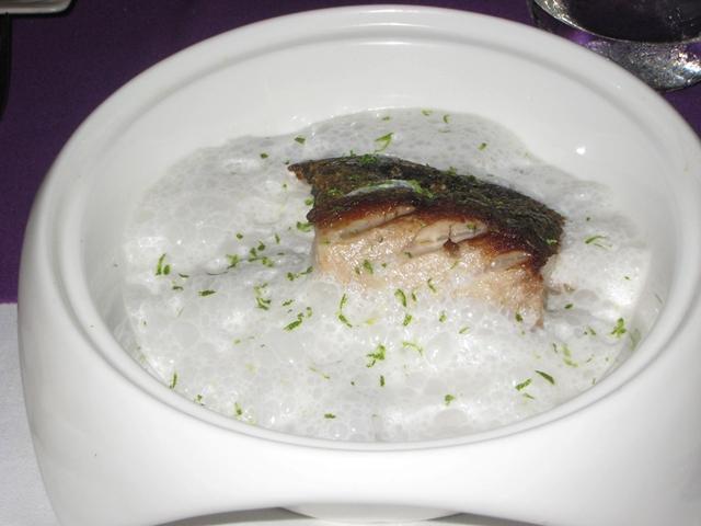 Indiana Kenanga Restaurant Review - Fisherman Dish