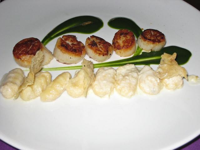 Indiana Kenanga Restaurant Review - La Noix de Saint Jacques
