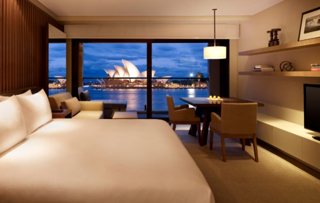 Best sydney 5 star luxury hotels for 5 star luxury hotels