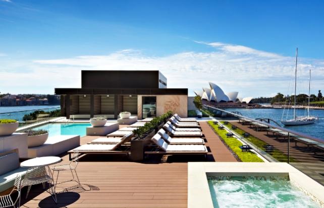 Best Sydney 5-Star Luxury Hotels - Park Hyatt Sydney