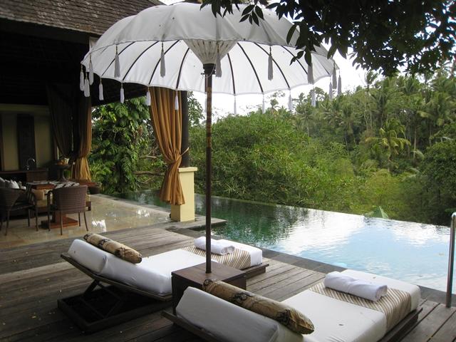 Komaneka at Bisma Hotel Review - One Bedroom Pool Villa