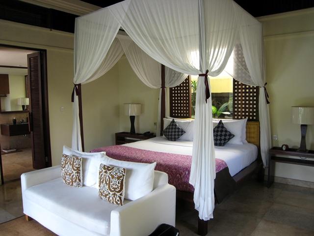 Komaneka at Bisma Hotel Review - One Bedroom Pool Villa King Bed