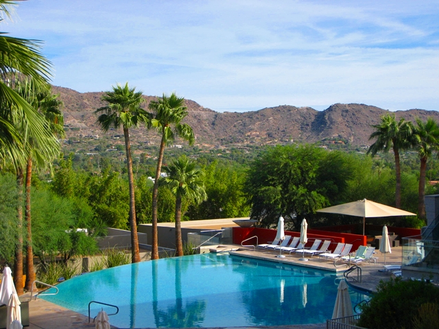 sanctuary camelback mountain resort review