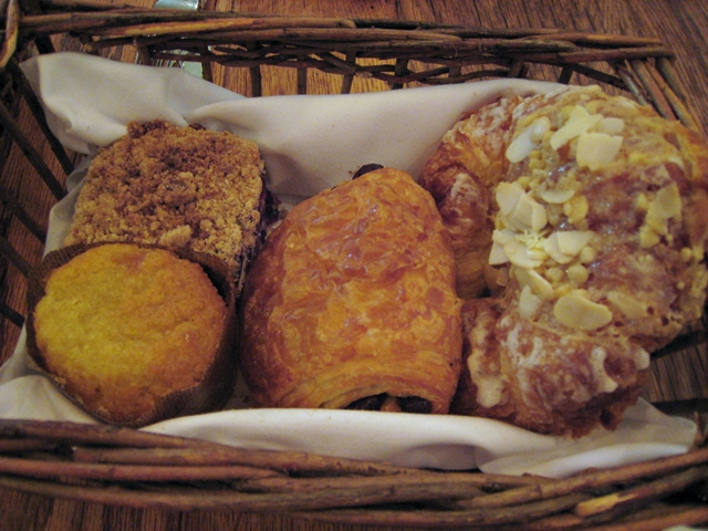 Maialino NYC Brunch Review - Pastry Basket